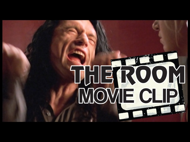 You're Tearing Me Apart, Lisa! - The Room (2003) - 4K (HD) Scene Clip