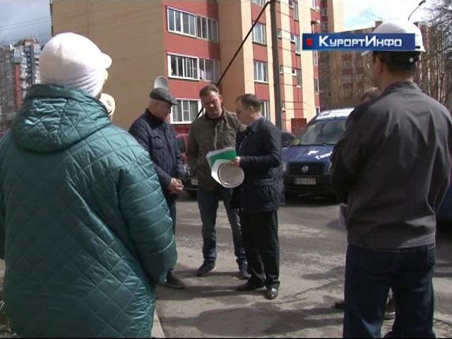 Председатель жилищного комитета пообещал исправить ошибки строителей на Токар ...