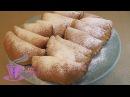 Пирожки из творожного теста с джемом Pies made of cottage cheese pastry with jam