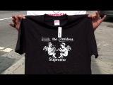 Американцы встали в очередь за футболками с надписью «F**k the president»