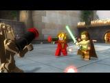 LEGO Star Wars The Complete Saga Часть 2