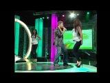 NO SURRENDER Fabrizio Faniello in Latvia TV in The Pop Idol Show - Riga