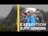 How To Celebrate Christmas on a Volcano Expedition Raw