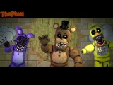 FNAF SFM RETURN TO THE SCENE THE SONG 3 (Five Nights at Freddy's Animations)