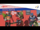 Highlights  Krogh edges Sundby in the mass start in La Clusaz  FIS Cross Country