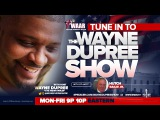Wayne Dupree Show W Guest Dog The Bounty Hunter &amp Beth Chapman