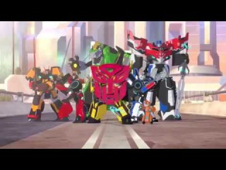 Transformers: Robots In Disguise - Season 3 Combiner Force - Toy Fair 2017 Promo Video