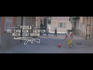 Sıfır Bir Soundtrack: Cashflow & Gazapizm & Esat Bargun - Pusula #OfficialVideo