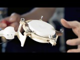Testing 3D Printed Drums for Marble Machine X
