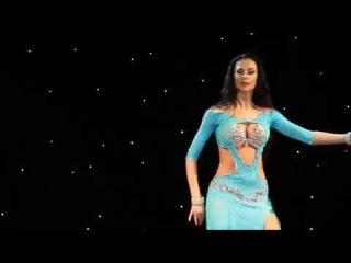 Latifa Nejim 'Bellydance Drive' Festival in Sevastopol, Crimea, 2015