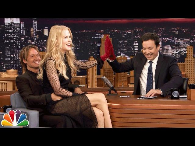 Jinx Challenge with Nicole Kidman and Keith Urban