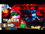 The LEGO Batman Movie Official Comic-Con Trailer [Рифмы и Панчи]
