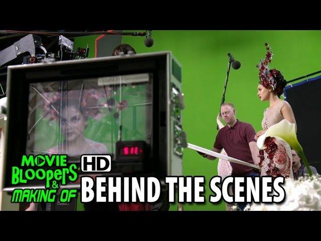 Jupiter Ascending (2015) Making of Behind the Scenes (Part2/2)