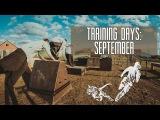Даниил Бабенков - Training Days: September. Белоярская Академия Паркура