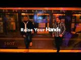 Lenny Fontana feat  D Train - Raise Your Hands (Radio Mix) - Karmic Power Records  RFC Records