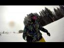 Буковель 2017 / Bukovel 2017. Rest with friends. Snowboarding Skiing. 16.01.17. GoPro - Be a hero!