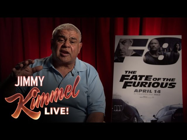 Talkin' About the Movie with Yehya The Fate of the Furious