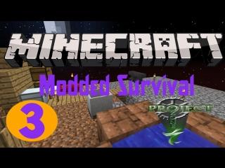 МНОГО КОБЛЫ![Minecraft:ModPacks ♦ Project Ozone]