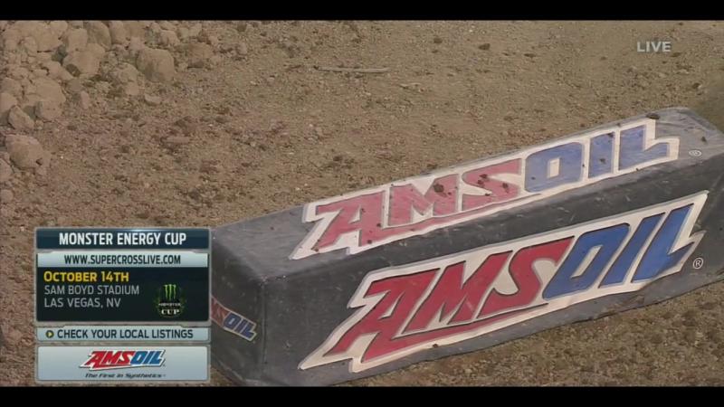 AMA Supercross 2017 (17 этап, Лас Вегас)