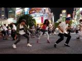 Танцы по всему миру под  Michael Jackson - Black Or White