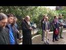 Ειρήνη σε όλους - Мир Всем! Греция Уранополис утро молитва паломничество
