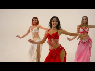 Шоу-балет Бурлеск - Танец Востока