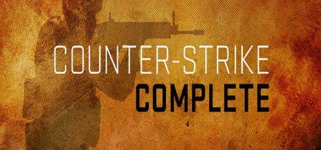 Counter-Strike Complete(CS GO + CS Source + CS 1.6)