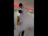 Свадебный танец моих молодожён))))