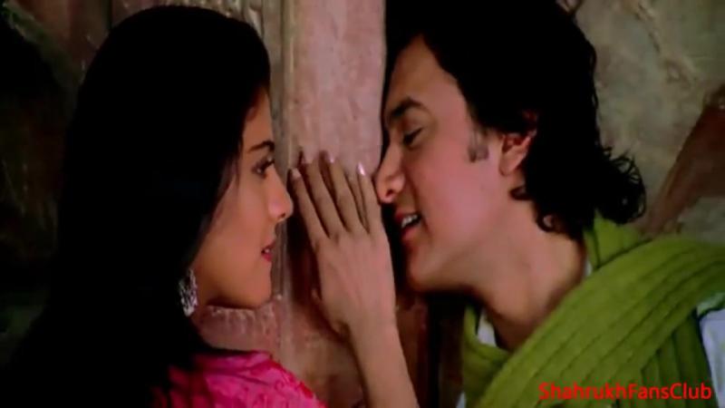 ♫Слепая любовь ♫ Fanaa Кажол и Аамир Кхан
