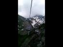 Сочи. Главная канатная дорога, подъем на 2400м над уровнем моря