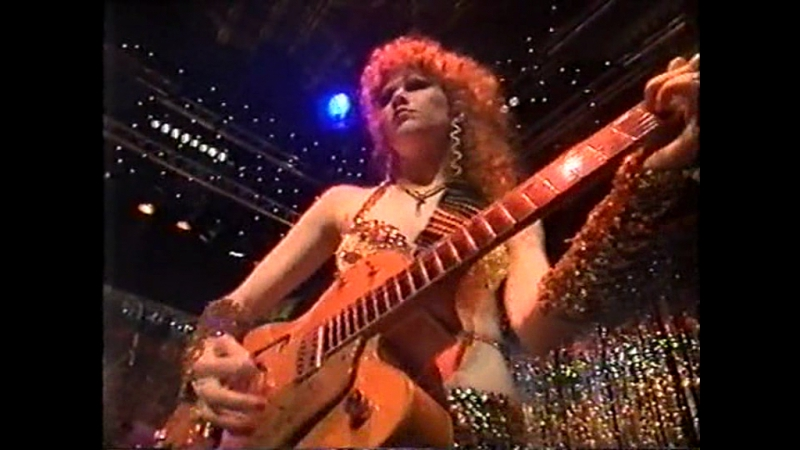 The Cramps - Whats Inside A Girl ᴴᴰ (Live) 1986