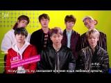 [RUS SUB][25.03.17] BTS @ Music Choice