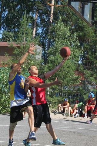 Звездный стритбол 2016 - 3