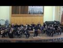Р. Гальяно - Концерт для баяна с оркестром III часть. Солист - лауреат Международного конкурса Михаил Ломовцев (баян)