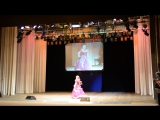 ANIMANIA 2016 дефиле восток Nata    - Ковров   - Sharon Rainsworth   - Pandora Hearts