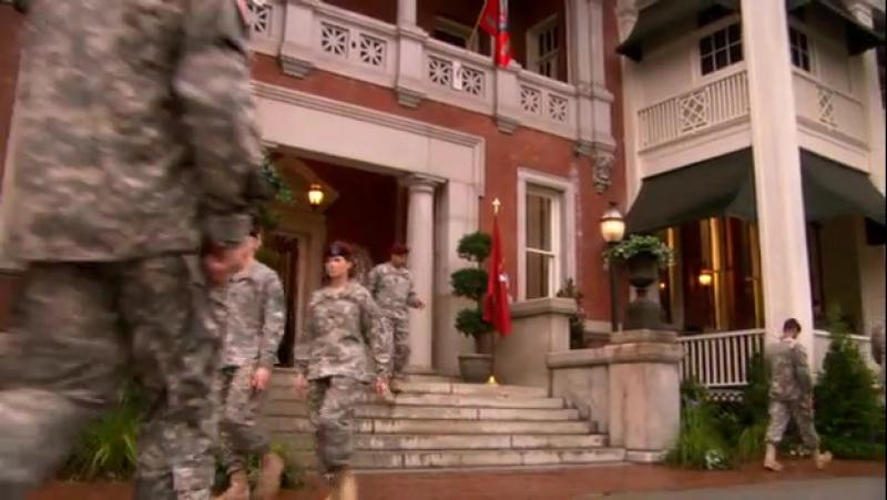 Армейские жены 2 сезон 2 серия
