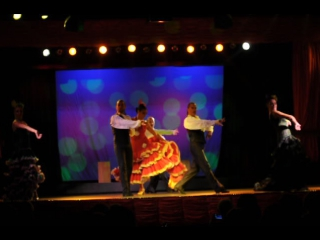Шоу в Толедо