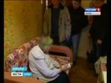 Партийцы поздравили ветерана с 86-летием