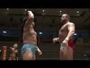 Tomomitsu Matsunaga, Kouki Iwasaki vs. Danny Duggan, Daiki Shimomura (DDT - KING OF DDT 2017)