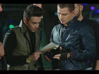 СТС снялся в сериале Молодежка 4 с Камаро