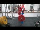 180 кг на раз техника срущей собаки в сумо