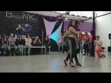 L'ange Noir & Elodie Catena - Bachnkiz Festival 2016 - Lyon