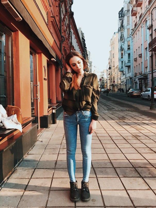 Кристина Парфенова | Москва