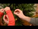 Как мы елку наряжали ( Як ми прикрашали нашу ялиночку)