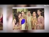 Pakistani Actress Mawra Hocane with Her Friend Wedding