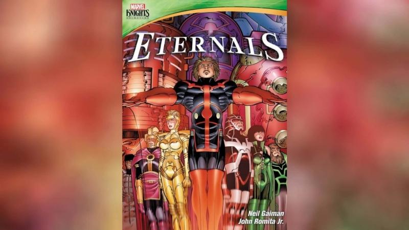 Рыцари Marvel Вечные (2014) | Eternals