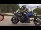 Мощь Kawasaki H2