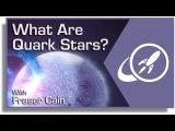 What are Quark Stars