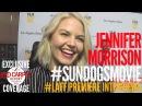 Jennifer Morrison interviewed at Premiere of Sun Dogs at Los Angeles Film Festival sundogsmovie