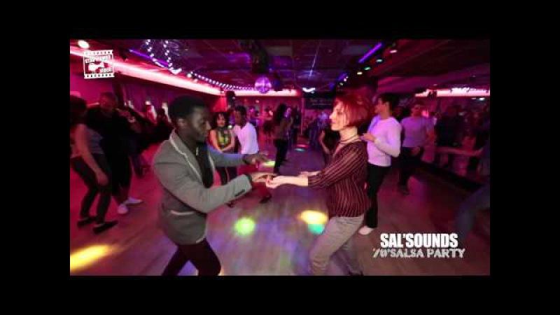 043 Mouaze Konaté Fanny Frosini social dancing @ Sal'Sounds 70's